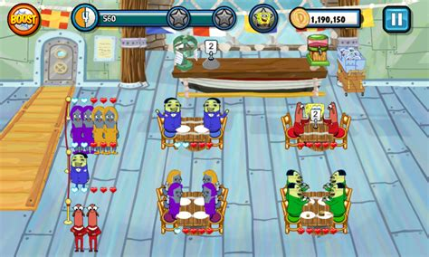 spongebob diner dash apk version spongebob diner dash 2 free version