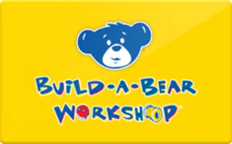 build a bear gift card discount 21 00 off - Build A Bear Discount Gift Cards