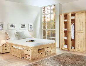 preiswerte betten komplett schlafzimmer aus massivholz g 252 nstig kaufen betten de