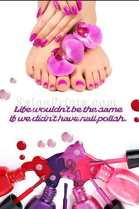nail design poster 11 best manicure and pedicure images on pinterest