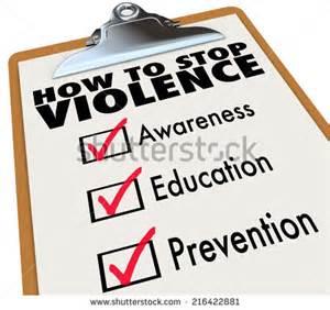violence and vandalism awareness week october 16 20