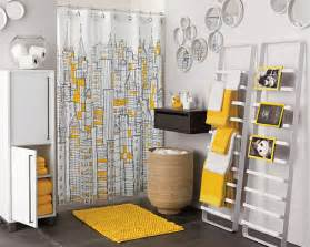 gray and yellow bathroom ideas bathroom the bargain box
