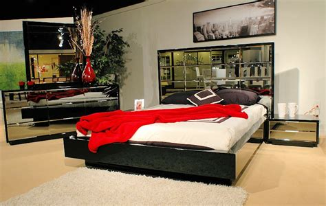 glass bedroom set 1 contemporary furniture 174 product page