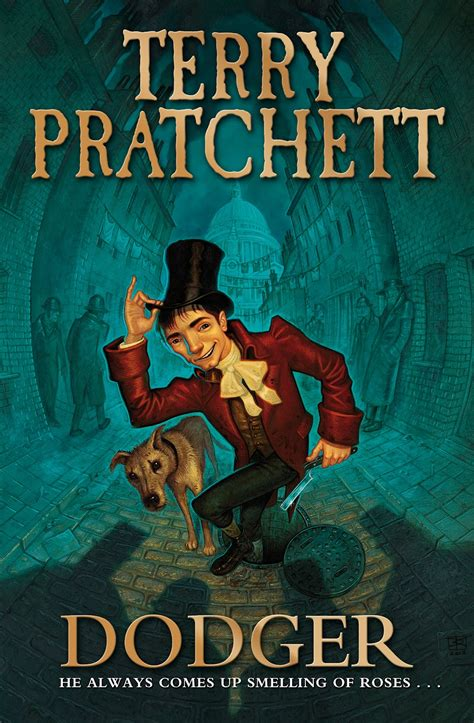 discworld novel 26 books brian sibley his terry pratchett dodger