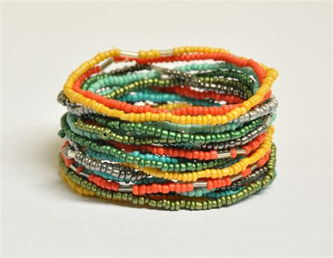 patterns for seed bead bracelets seed bead bracelets as cheap yet accessories