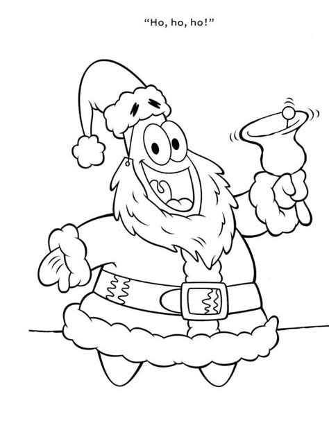 Nickelodeon Christmas Coloring Pages Coloring Home Nick Coloring Pages For Boys