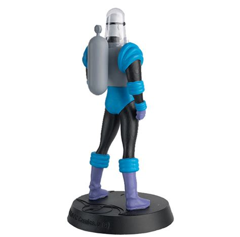 mr freeze figurine batman animated batman the animated