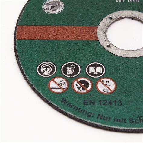 trennscheibe für bohrmaschine trennscheibe inox c 115x1 0 mm werkzeugbedarf24 de