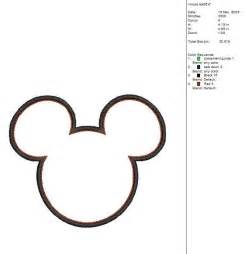 Mouse Ears Template by Mickey Mouse Ears Template Cliparts Co