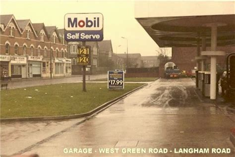 West Road Garage by Photographs Of Tottenham