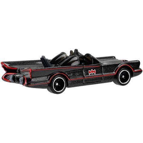 Hotwheels 1 64 Batman Batmobile Retro Entertainment 956a wheels retro entertainment series batman tv series