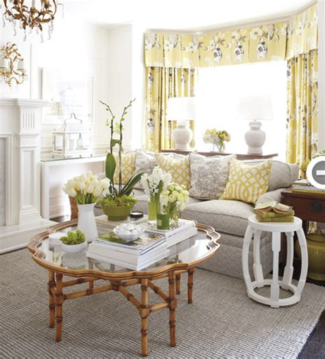 Yellow And Grey Living Room Curtains Gray And Yellow Curtains Contemporary Living Room