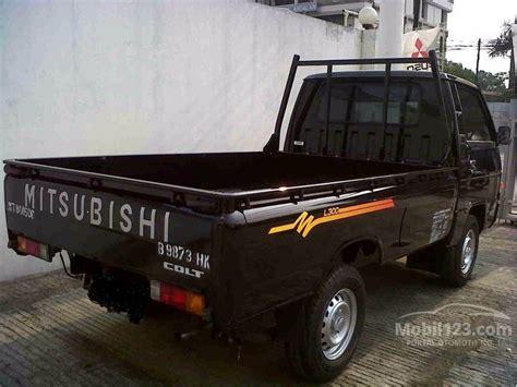 mitsubishi colt pick up mitsubishi colt l300 2017 standard 2 5 di dki jakarta