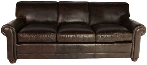 Brompton Leather Sofa Genesis Brompton Chocolate Leather Sofa From Lazzaro Wh 1001 30 9010a Coleman Furniture