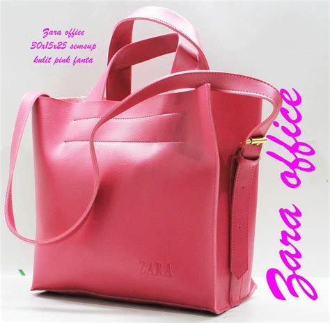 Tas Zara Import Wanita Branded Bag Tas Besar F24078 Limited jual tas zara mango original kimcilo