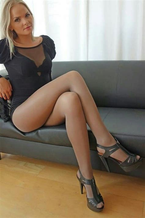 tiny anal heels what a beautiful blonde bombshell she is with sexy silky