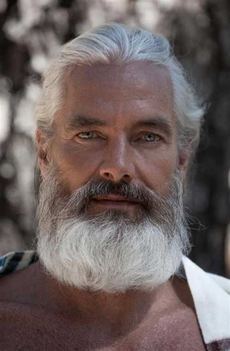 white beard styles for older men popular beard styles 15 guy with white hair mens hairstyles 2018