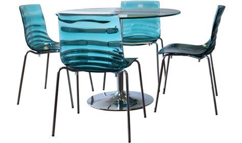 sedie l eau calligaris connubia calligaris set di 4 sedie l eau cb 1273 set 4 sedie