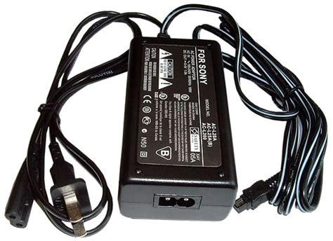 Adaptor Sony Ac L25b Dc 8 4v 1 5a ac adapter for sony ac l25b 8 4v 1 5a ac l25a ac l25b ac