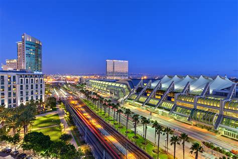 San Diego State Mba Financial Planning by Cfo Of The Week San Diego Convention Center Cfo