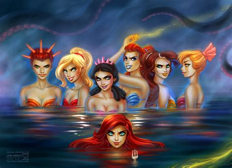 libro daughter of the pirate disney s mermaids by daekazu on