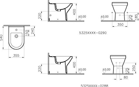 bidet plumbing diagram vitra global