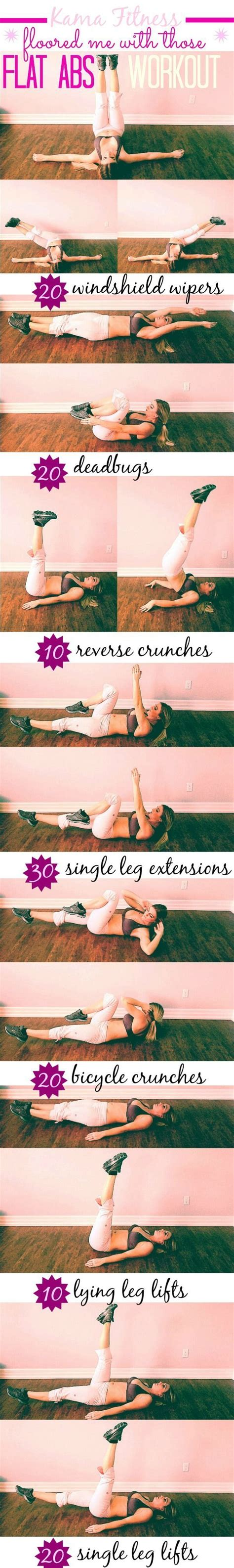 9 amazing flat belly workouts to sculpt your abs trimmedandtoned