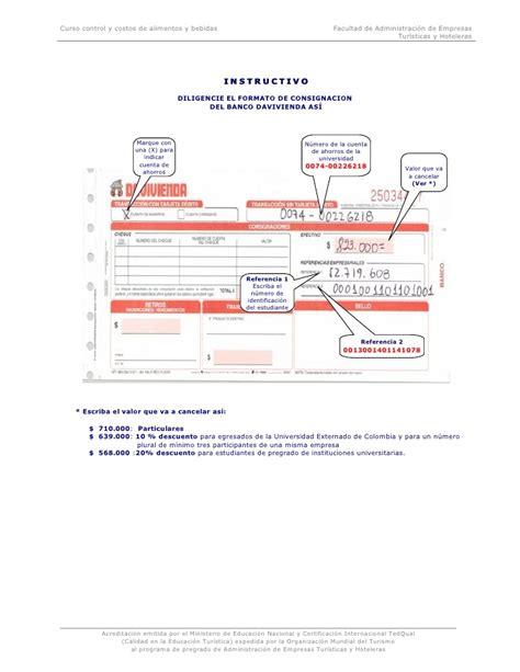 certificacion bancaria predial banco davivienda seminaro cd control costos ay b