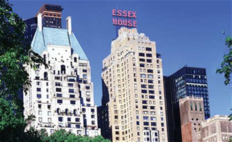 essex house hotel jumeirah parent to sell essex house travel weekly