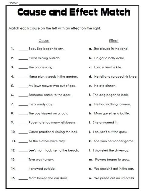 Worksheets 3rd Grade 1 Homework