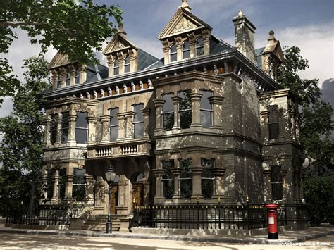 victorian mansions victorian mansion wales by sword62 on deviantart