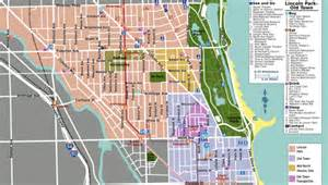 Lincoln Park Chicago Map by Lincoln Park Chicago