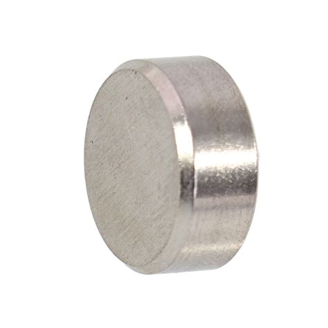 Cap Stainless by 1 4 Quot Type 316 Stainless Steel End Cap To Use As Nut