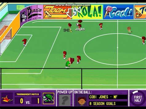 backyard soccer online backyard soccer league pc tournament game 10 burn it