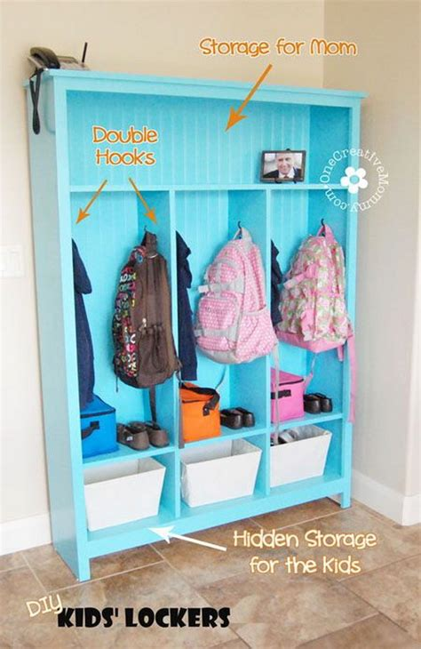 diy room storage 25 creative diy storage ideas to organize room