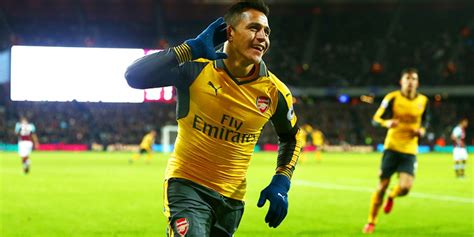 alexis sanchez west ham alexis sanchez premier skills english