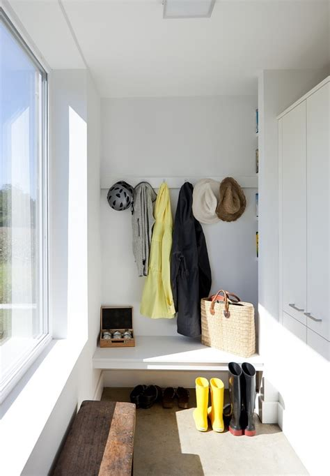built in coat rack bench mudroom bench laundry room traditional with bench bin pulls built in coat hooks dryer