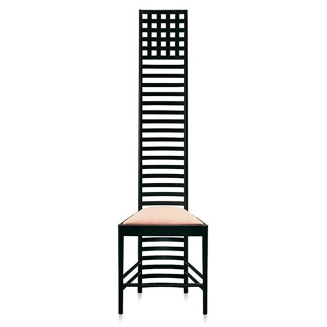 Best Designer Furniture cassina hill house 1 by charles r mackintosh 1902