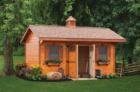sugar creek shed  classic    backyard