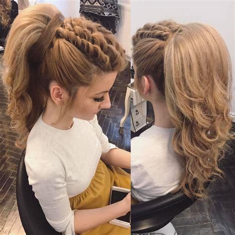 Ponytail Prom Hairstyles by 69 Best Prom Hairdos To Make You Look The Stunning Best