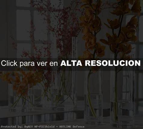 decoracion floreros de cristal decoraci 243 n de interiores con floreros de vidrio