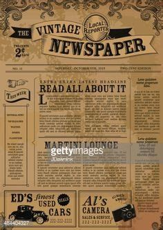 fashioned newspaper template free fashioned newspaper template best business plan template