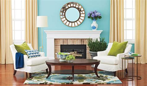 Decorating With Cool Colors home decorating how to choose colors the budget decorator