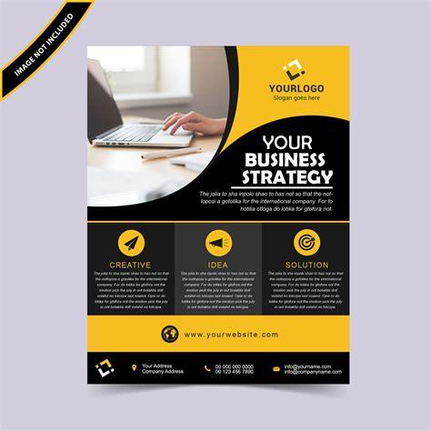 62 business flyer templates free premium templates