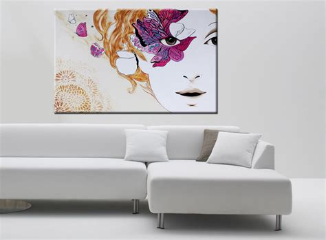 quadri moderni dipinti a mano quadri moderni dipinti moderni figurativi cod fig88 quot guardare oltre