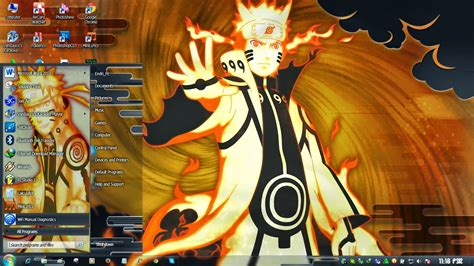 download themes of naruto for windows 7 wallpaper naruto untuk windows 7 wallpapersafari