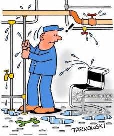 Plumbing Rough by Piping Cartoons And Comics Funny Pictures From Cartoonstock