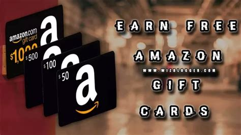 Easy Way To Earn Amazon Gift Cards - what is the best way to earn amazon gift cards