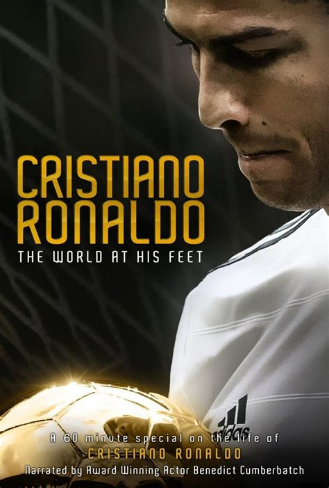 ronaldo biography film cristiano ronaldo the world at his feet 2014 filmaffinity