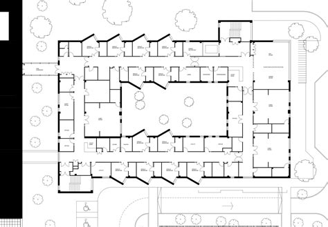Modular Floor Plans by Gallery Of Stobhill Hospital Ward Extension Reiach And